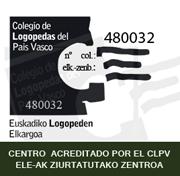 Colegio de Logopedas del País Vasco